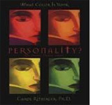 What Color is Your Personality? by Carol Ritberger